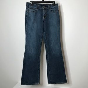 NY Jeans Size 10 Bootcut 5 Pockets